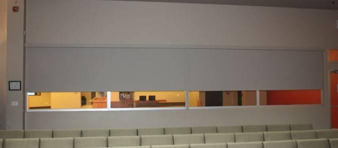 Roller Shades Window Blinds Oversized Windows