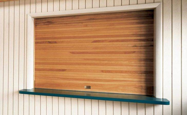 Rolling Counter Doors