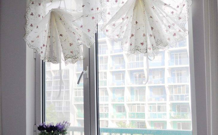 Roman Blind Kitchen Curtains Living Room Bedroom Drapes