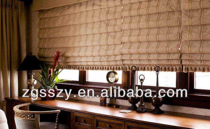 Roman Blinds Curtain Buy Fabric