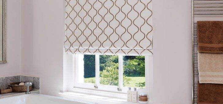 Roman Blinds Curtain Kitchen Bathroom Bedroom Reliable