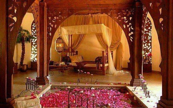 Romantic Beautiful Bedrooms Pinterest