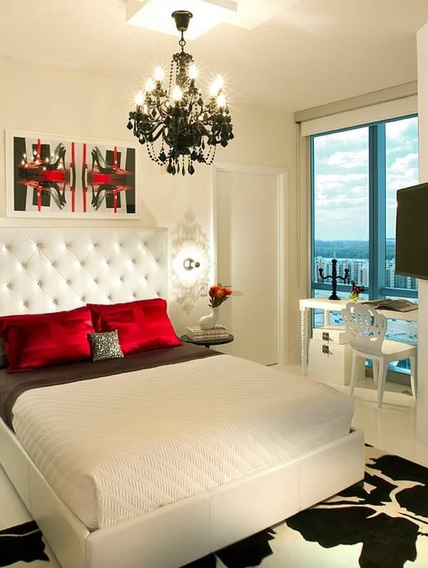 Romantic Bedrooms Decorate Valentine Day