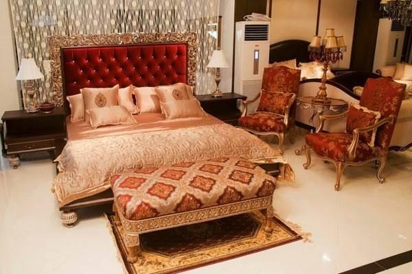 Romantic First Wedding Night Pakistan Decorating Ideas