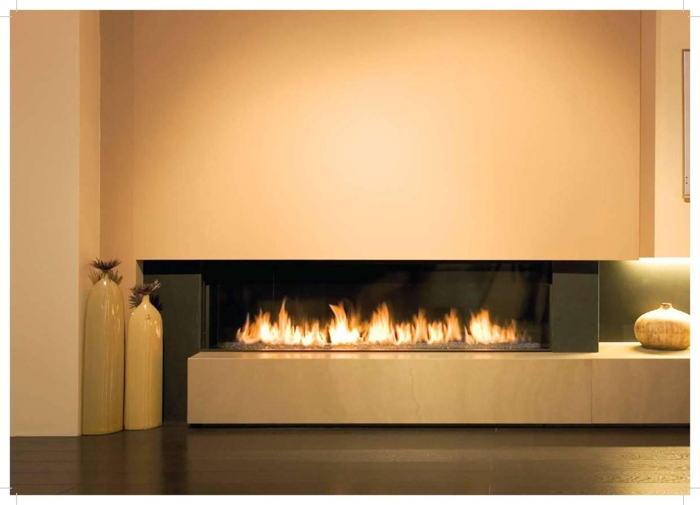 Romantic Modern Fireplaces