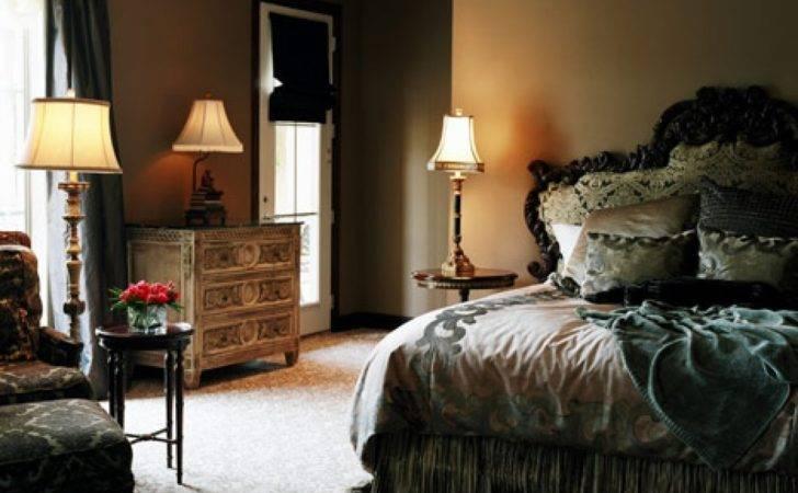 Romantic Victorian Bedroom Decorating Sense