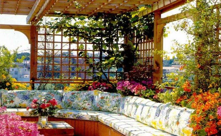 Roof Garden Design Ideas Inspirationseek