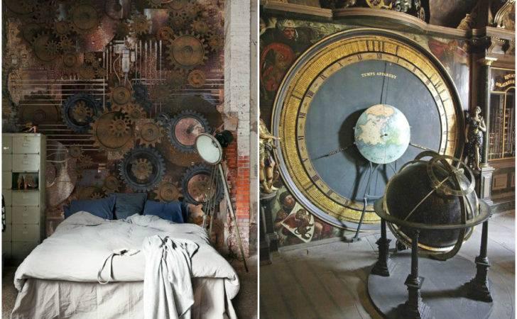 Room Decor Teens Steampunk Bedroom Teen Ideas