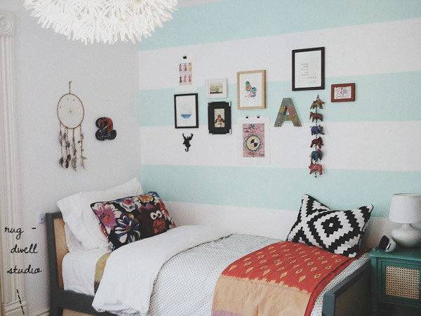 Room Decorated Things Ikea Target Urban Outfitters