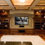 Room Decorating Ideas Basement Families