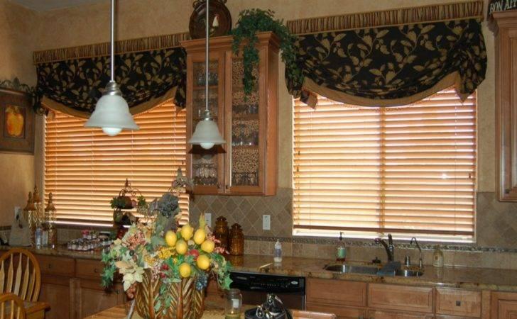 Room Draperies Tuscan Kitchen Curtains Valances
