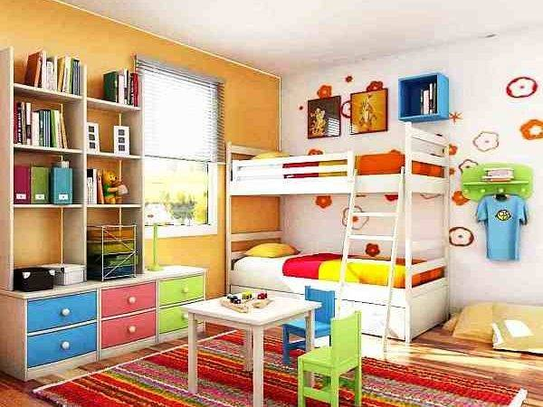 Room Kids Colors Paint Bedroom
