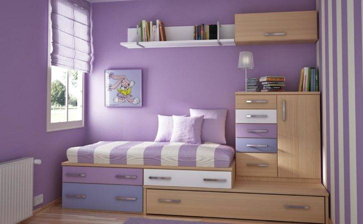 Room Teen Colorful Wall Decoration Teenage Girls Inspiration