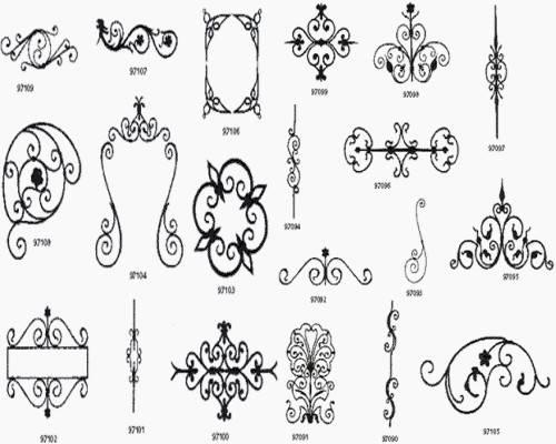 Rot Iron Designs