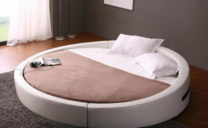Round Bed Designs Ultra Chic Modern Bedrooms
