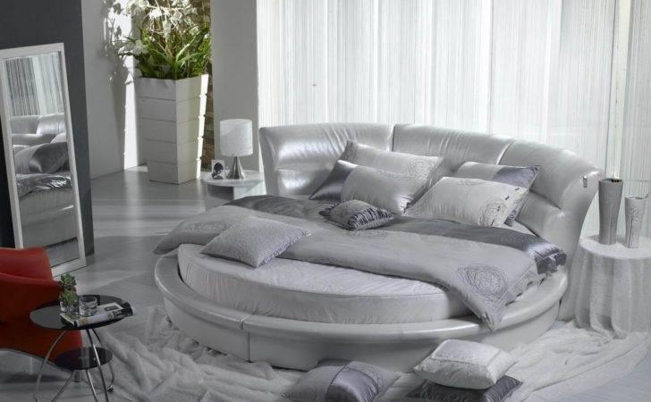Round Bed Designs White Design Homecaprice