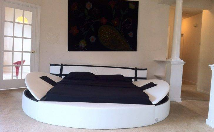 Round Bed King Alos Available