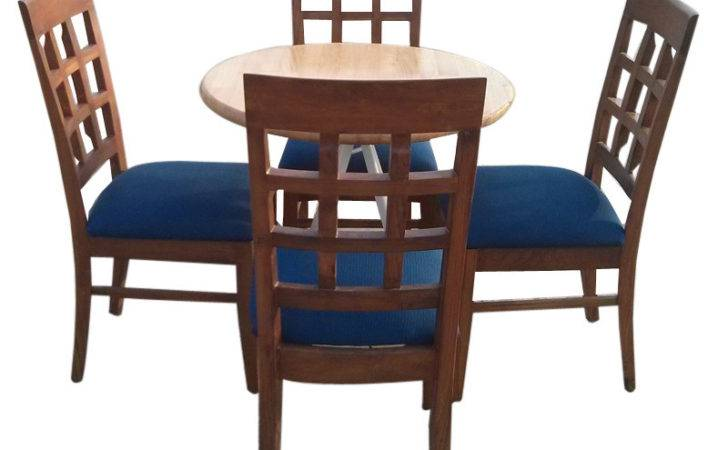 Round Dining Table Designs Seater Set Inch