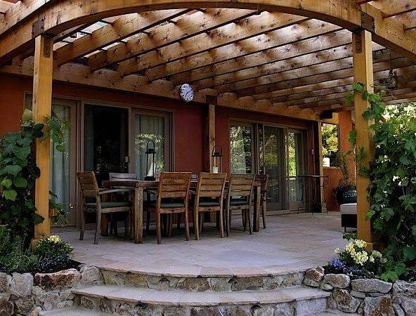 Round Pergola Architecture Pinterest