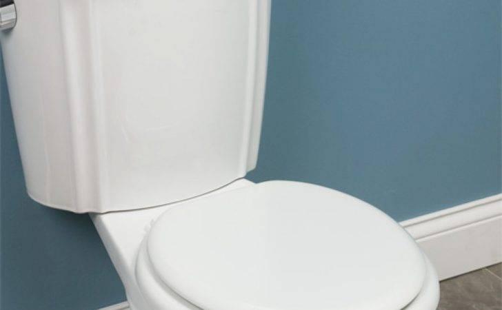 Round Retro Wood Toilet Seat Toilets Bidets Bathroom