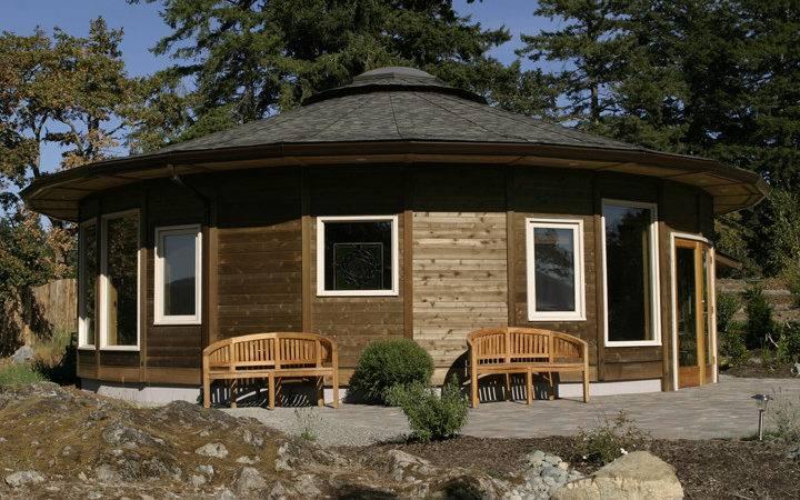 Round Structures Today Modern Home Inhabitat Green Design