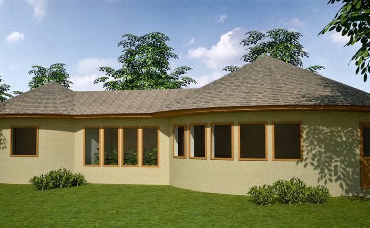 Roundhouses Greenhouse Earthbag House Design Enlarge