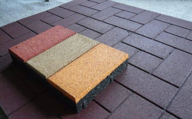 Rubber Floor Tiles Comfortable Tile Ideas Interlocking