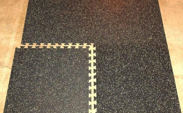 Rubber Floor Tiles Interlocking
