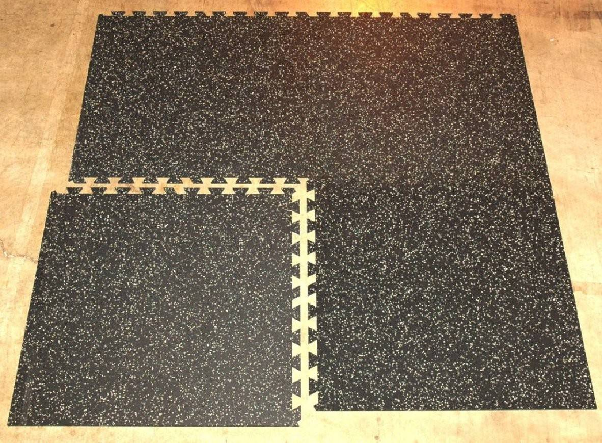Rubber Floor Tiles Interlocking