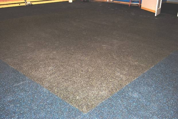 Rubber Flooring Kashian Bros Carpet