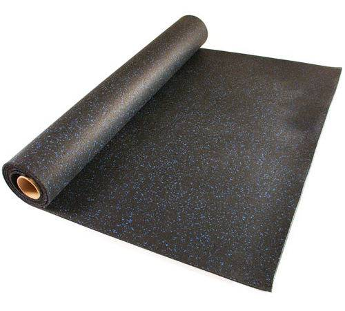 Rubber Flooring Roll Inch Home Gym