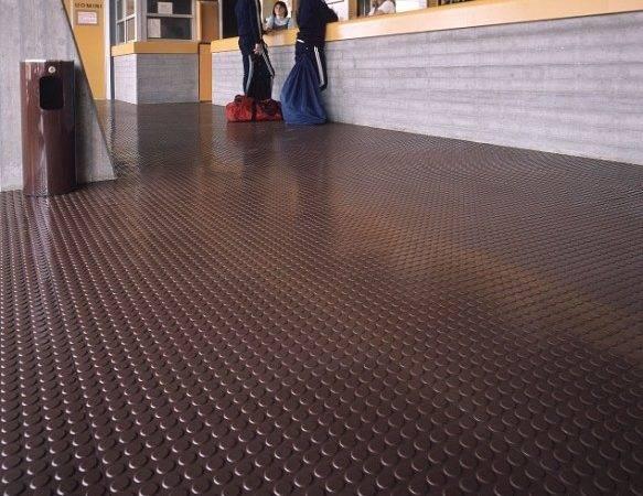 Rubber Matting Rolls Floor Tiles Non Slip