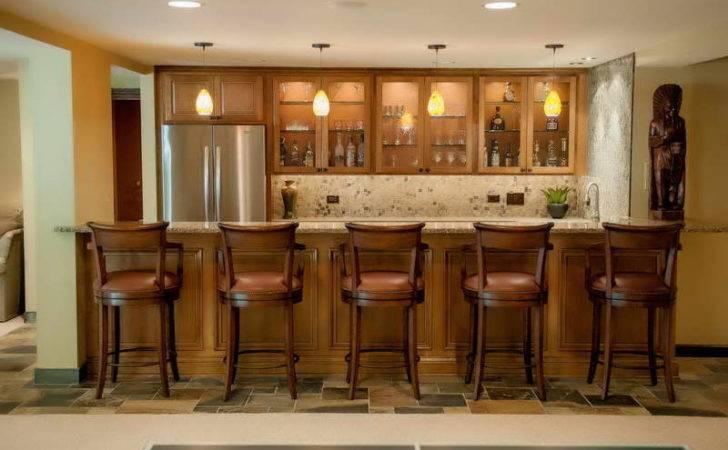 Rustic Basement Bar Designs Pub Design