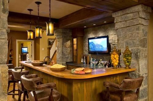 Rustic Basement Bar Ideas Amazing Bars Architecture Interior
