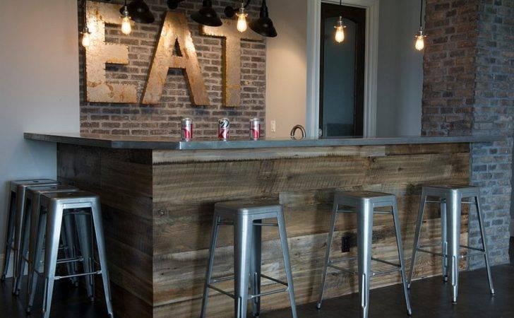 Rustic Basement Bar Ideas Imgarcade Arcade