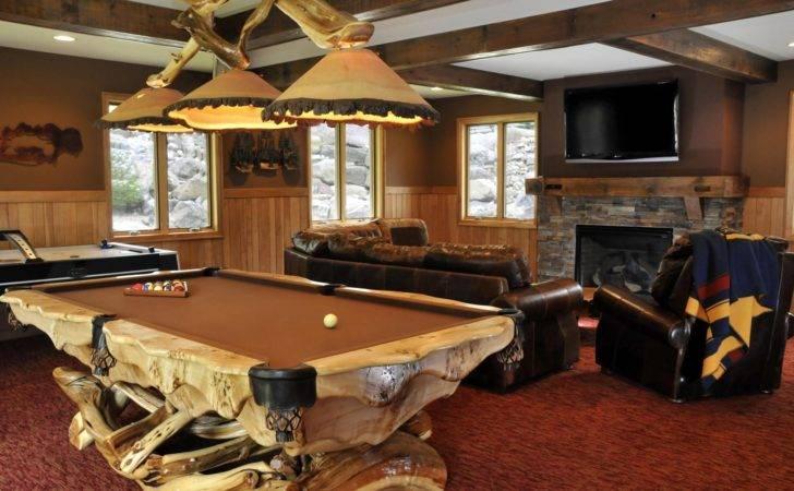 Rustic Basement Ideas Alocazia Awesome Home Design