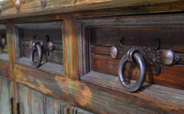 Rustic Cabinet Hardware Old World