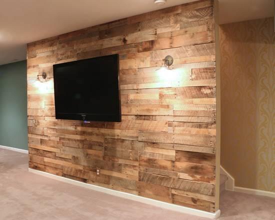 Rustic Cool Basement Design Ideas Remodel Decor