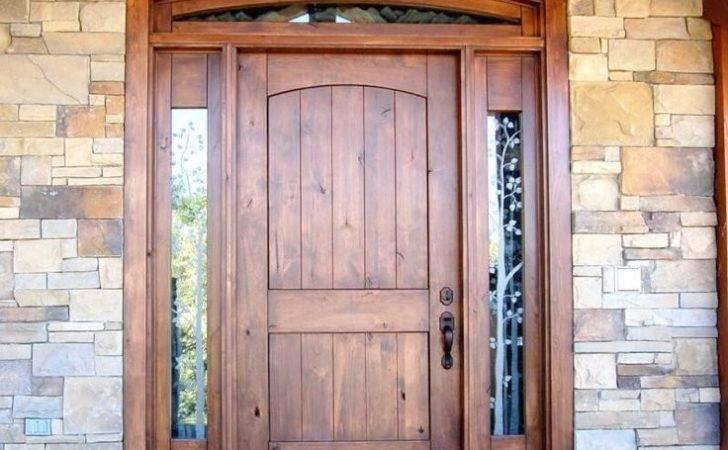 Rustic Door Designs Exterior Innovative