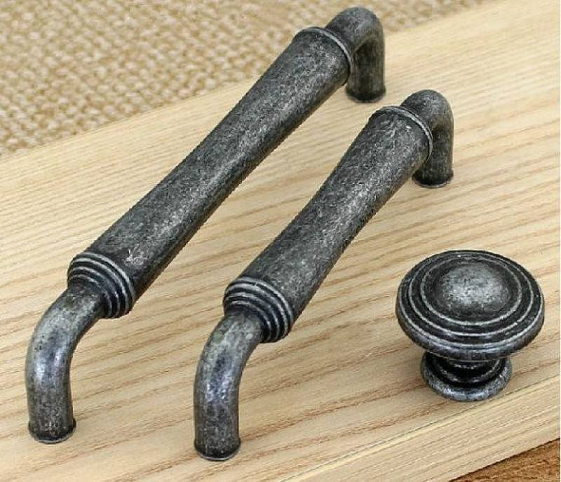 Rustic Drawer Pulls Cabinet Door Knobs