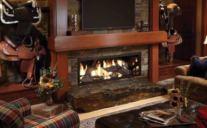 Rustic Fireplace Ideas Fireplaces