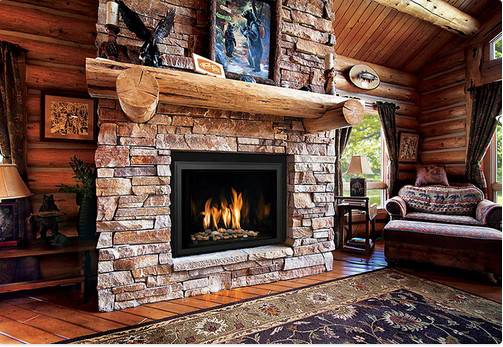 Rustic Fireplace Mantel Ideas