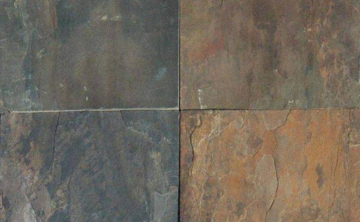 Rustic Gold Slate Tile