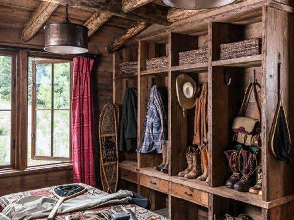 Rustic Interiors Log Homes Mountain Cabin Fever