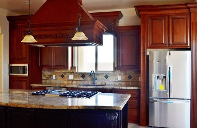 Rustic Kitchen Cabinets