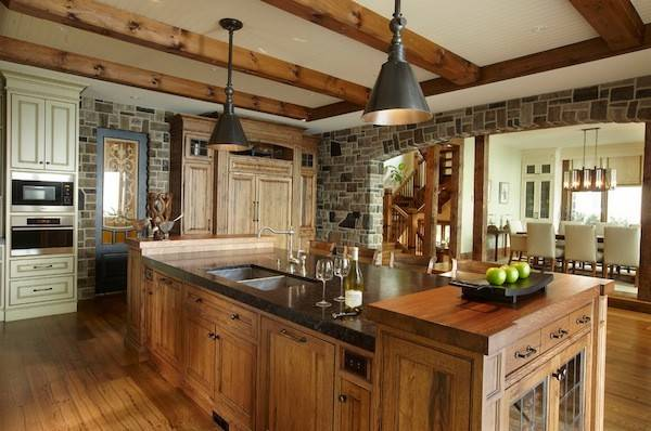 Rustic Kitchen Countertop Ideas