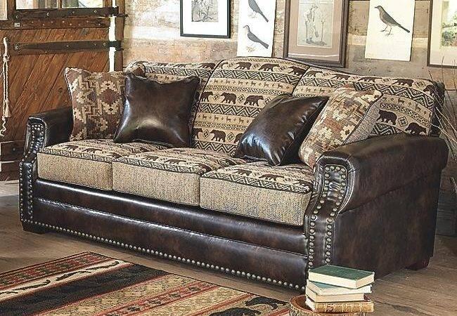 Rustic Nordic Bear Sofa Reclaimed Furniture Design Ideas