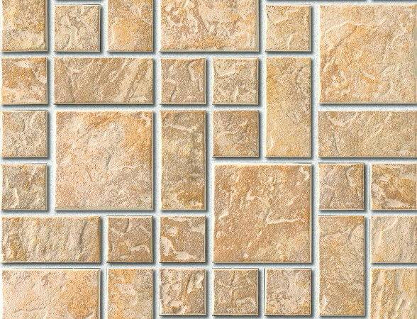 Rustic Tiles Floor