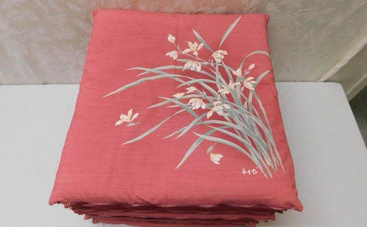 Sac Valley Auctions Lot Japanese Floor Pillows