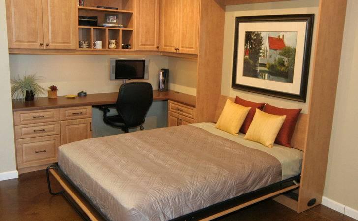 Sacramento Murphy Wall Beds Home Office Closet Doctor